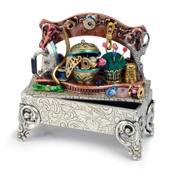 Sewing Shelf Storybox - sweetromanceonlinejewelry