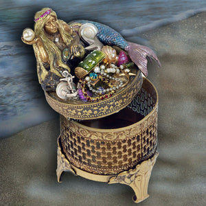Mermaid Treasure Box by Sweet Romance BX312