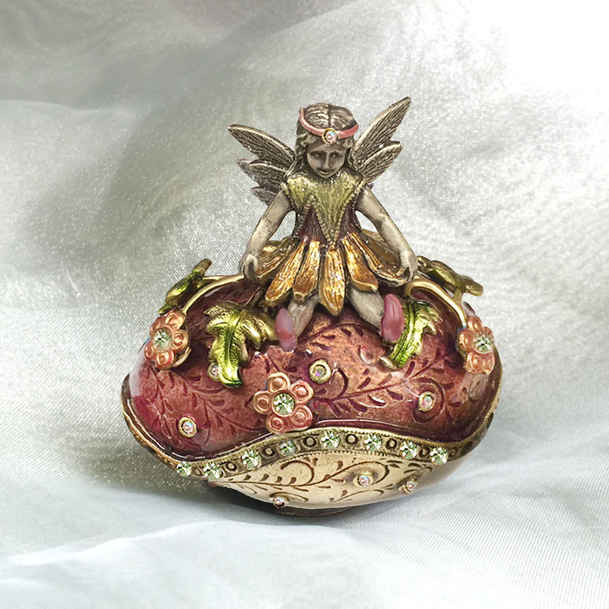 NEW 2020 Easter Egg -- Flower Fairy Miniature Box BX46