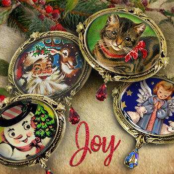 Christmas Pins by Sweet Romance