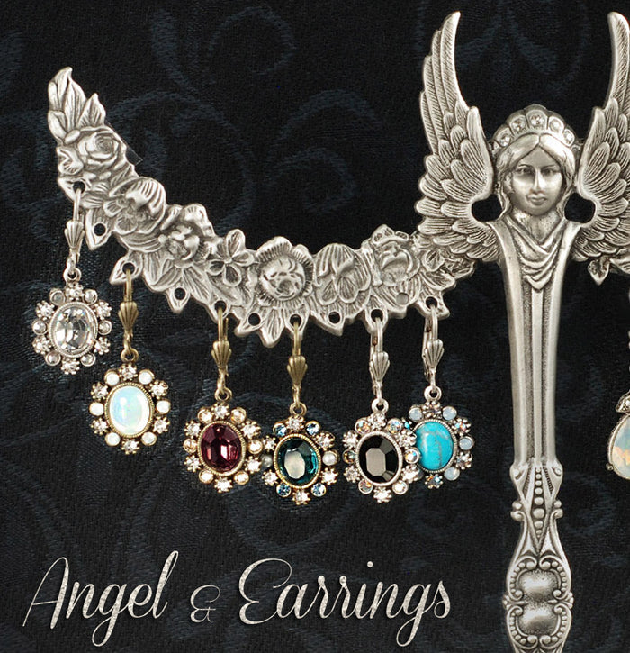 Angel Earring Display