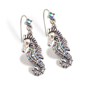 Seahorse Earrings E1421