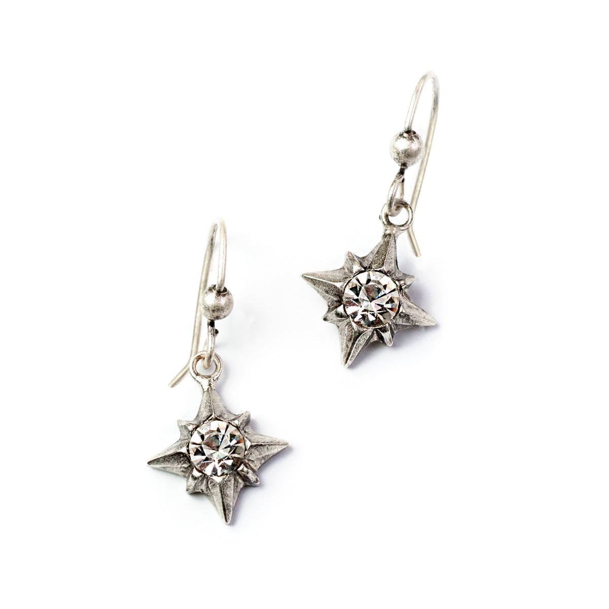 Delicate Dainty Star Earrings E1496