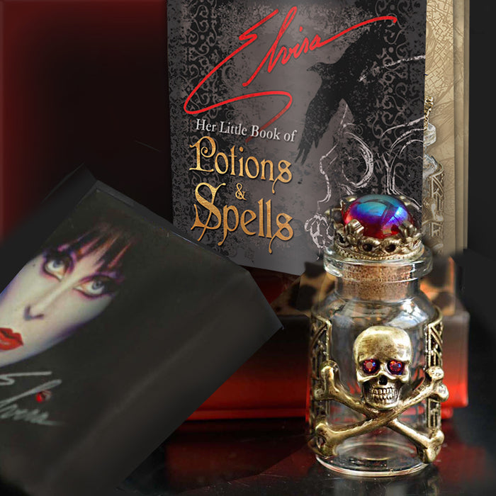 NEW! Limited Edition Elvira's Poison Bottles - Healing