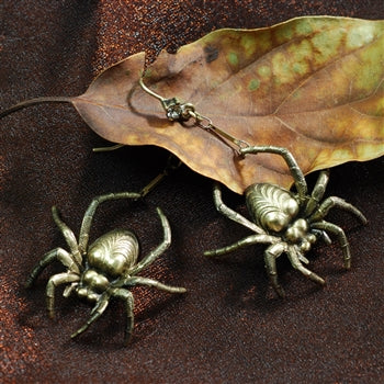 Elvira's Spider Earrings EL_E120 - sweetromanceonlinejewelry