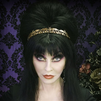 Elvira's Vampire Bat Hairband