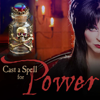 NEW! Limited Edition Elvira's Poison Bottles - Power - sweetromanceonlinejewelry