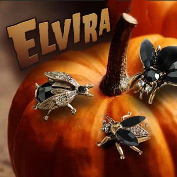 Elvira's Queen Bee Pin Trio EL_P100