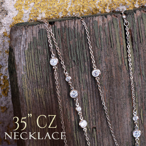 Just Like Diamonds Layering Necklace N1306