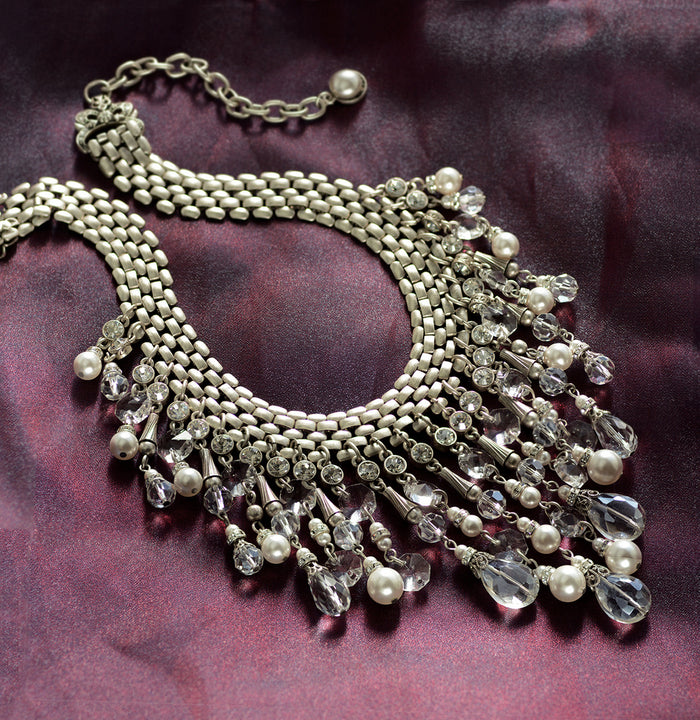 1950s Aurora Collar Necklace N1059