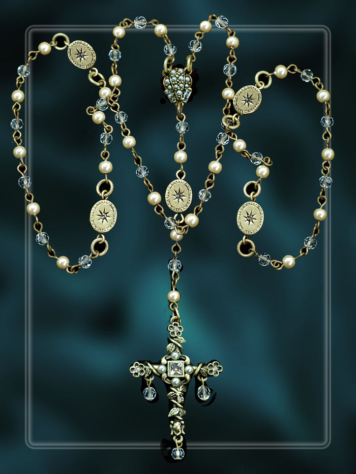 Our Lady of Miracles Rosary N1608