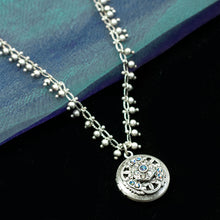 Load image into Gallery viewer, Locket Confetti Necklace N1632 - sweetromanceonlinejewelry