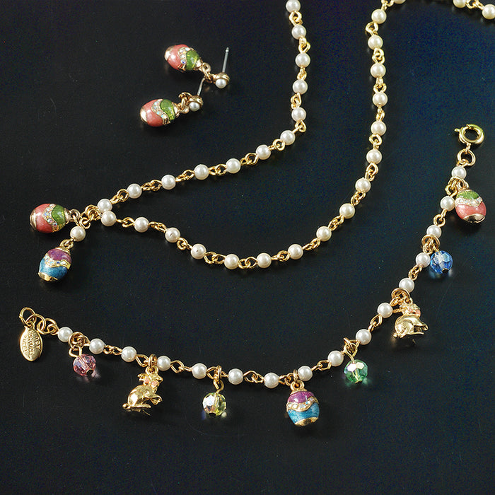 Easter Jewelry Set NBRE201 - sweetromanceonlinejewelry