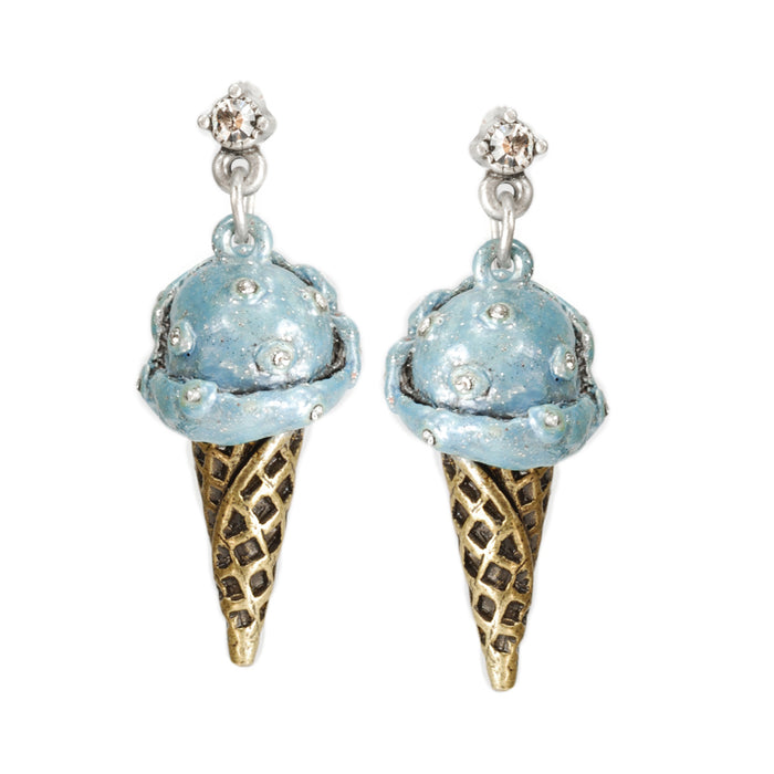 Ice Cream Earrings E272
