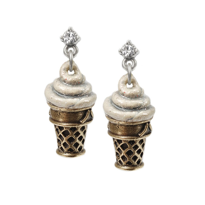 Frozen Yogurt Earrings E273