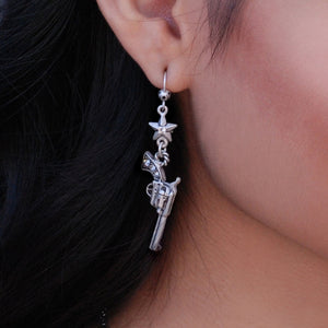 Annie's Pistol Earrings
