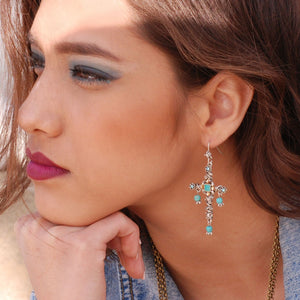 Las Cruces Earrings E332