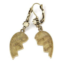 Load image into Gallery viewer, I Give You My Heart Earrings E346 - sweetromanceonlinejewelry