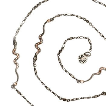 Baby Snakes Chain Necklace