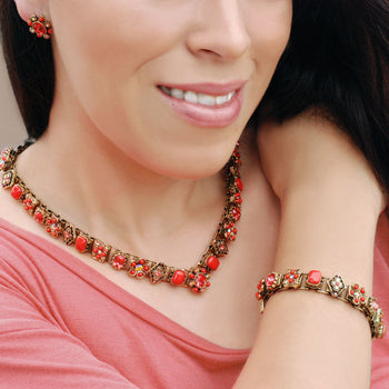 Windy Mesa Necklace OL_N385 - sweetromanceonlinejewelry