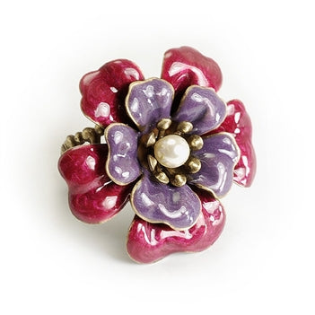 Camellia Floria Rings OL_R288 - sweetromanceonlinejewelry