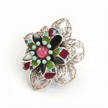 Desert Gypsy Flower Ring