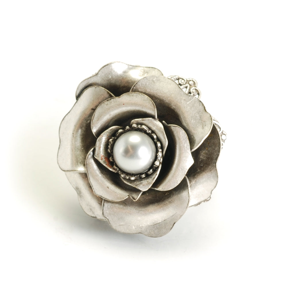 Camellia Flower Ring OL_R339 - sweetromanceonlinejewelry