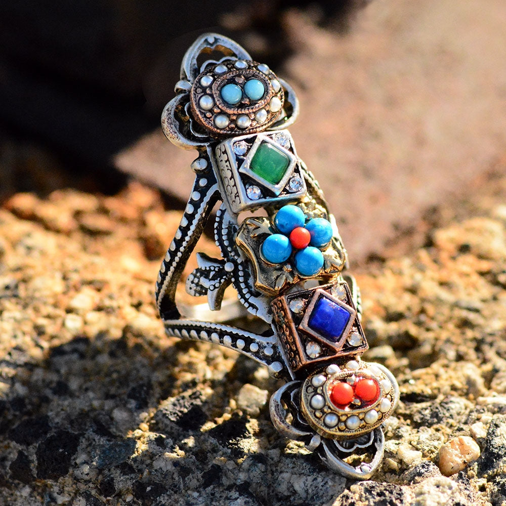 Desert Gypsy Ring
