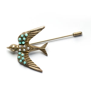 Flying Swallow Pin P671