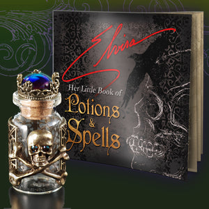 NEW! Limited Edition Elvira's Poison Bottles - Healing - sweetromanceonlinejewelry