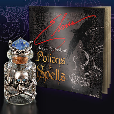 NEW! Limited Edition Elvira's Poison Bottles - Intuition - sweetromanceonlinejewelry
