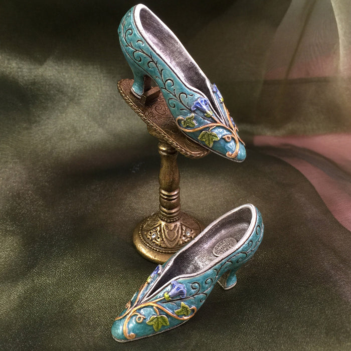 Edwardian Shoe Stand Miniature SH200
