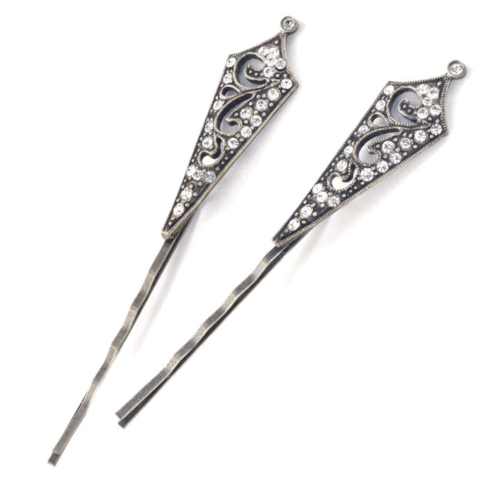 Victorian Tapered Bobby Pins