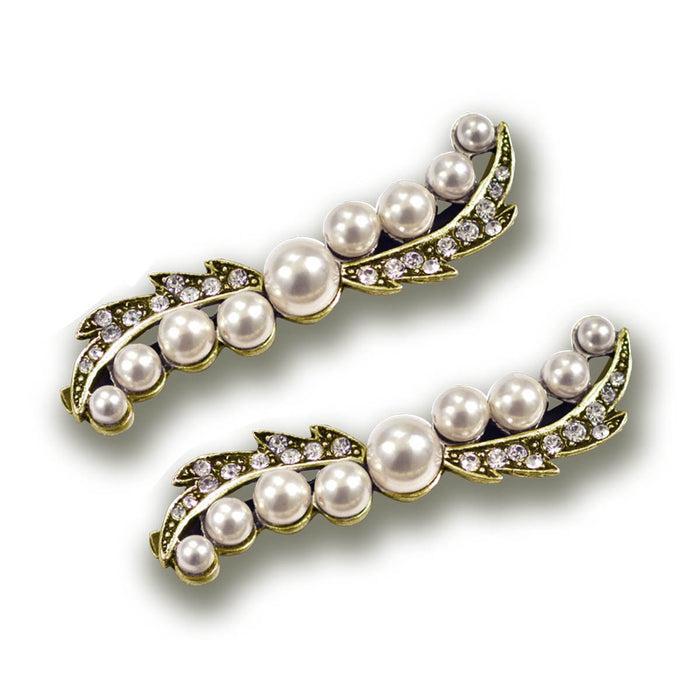 Flourish Pearl Bobby Pins BP300