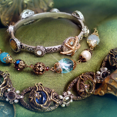 Treasures of the Sea - Set Of 3 Bracelets BR677-SEA