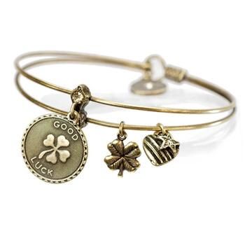Luck Bangle - sweetromanceonlinejewelry
