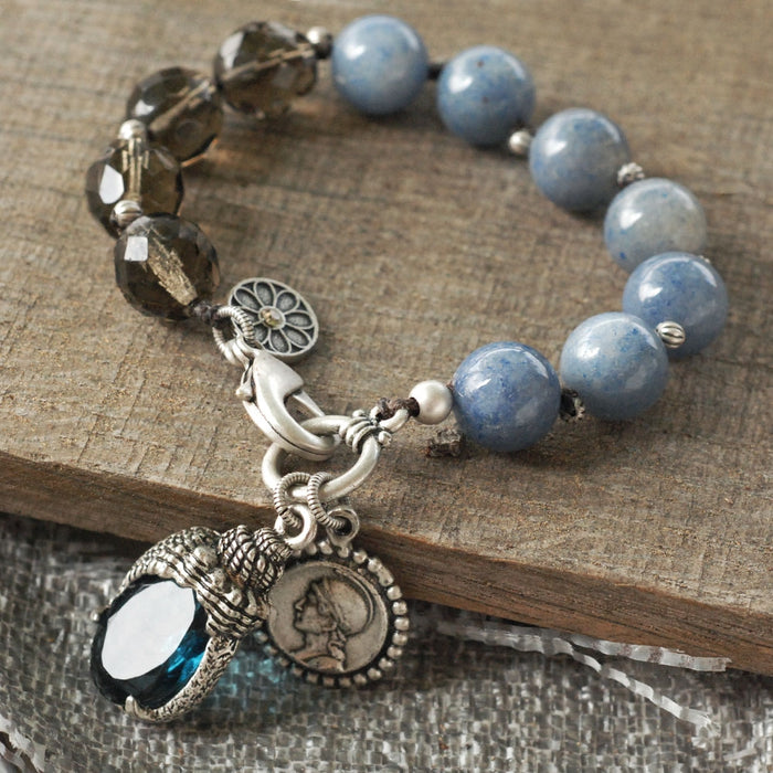 Lost Treasure Transformation and Endurance Bracelet BR453 - sweetromanceonlinejewelry