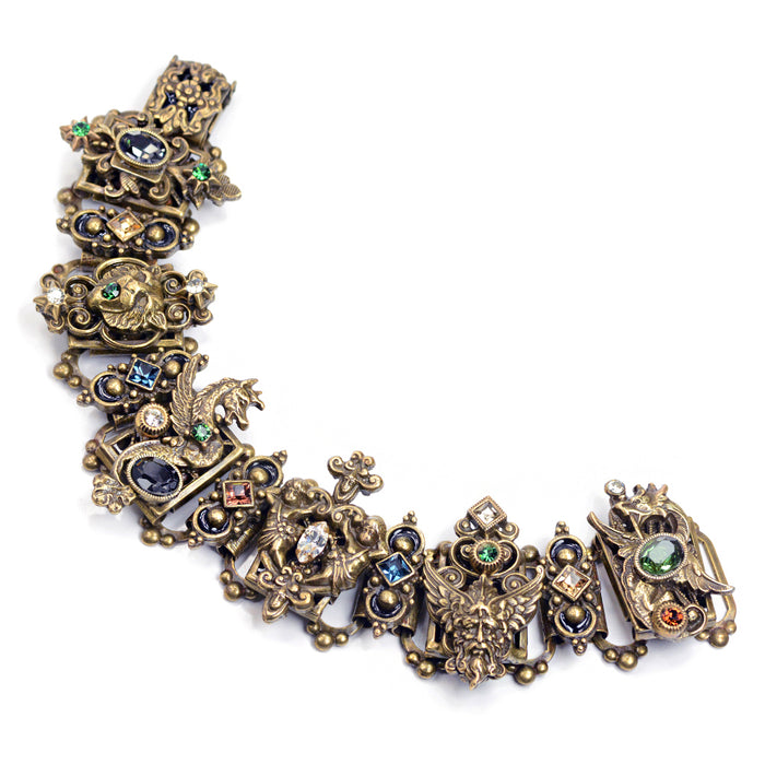 Gothic Grand Regalia Necklace N460