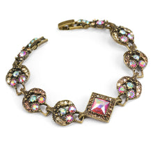 Load image into Gallery viewer, Vintage Glamour Pastel Bracelet BR555-PA
