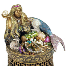 Load image into Gallery viewer, Mermaid Treasure Box by Sweet Romance BX312