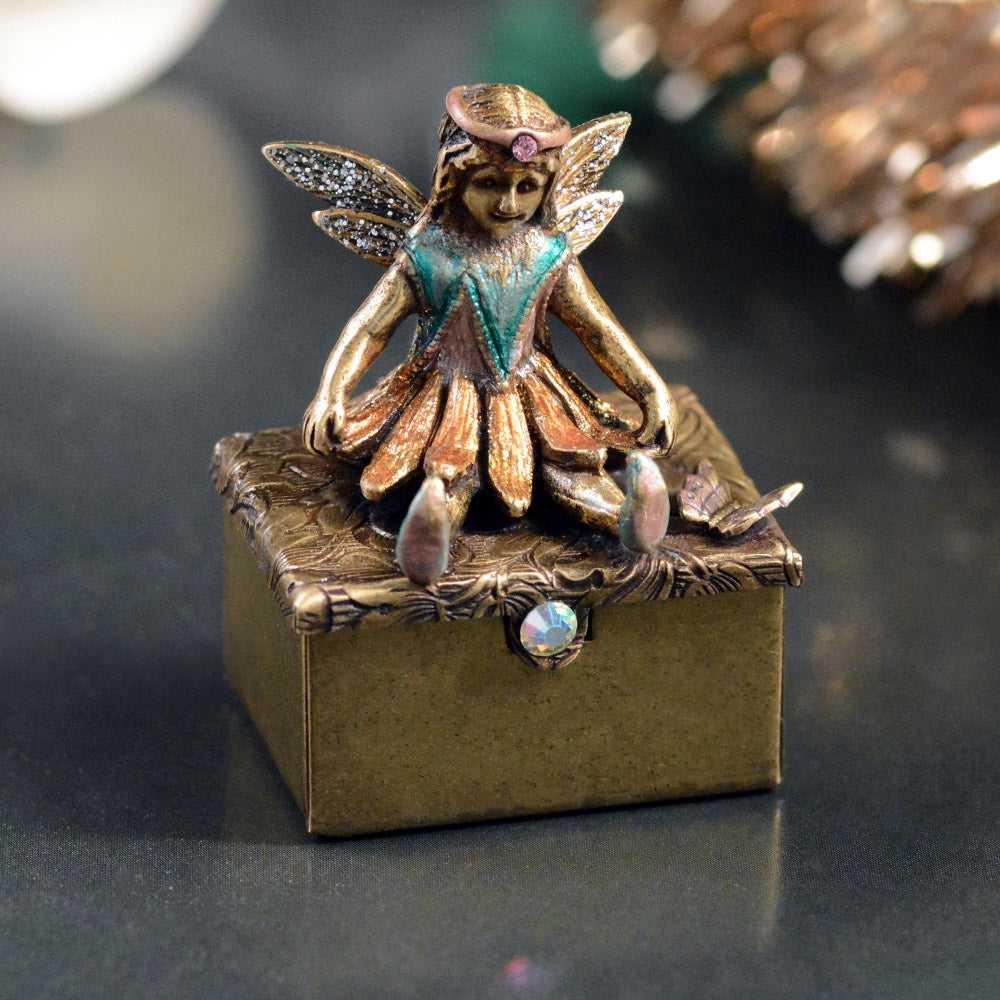 Miss Daisy Fairy Box BX33 - sweetromanceonlinejewelry