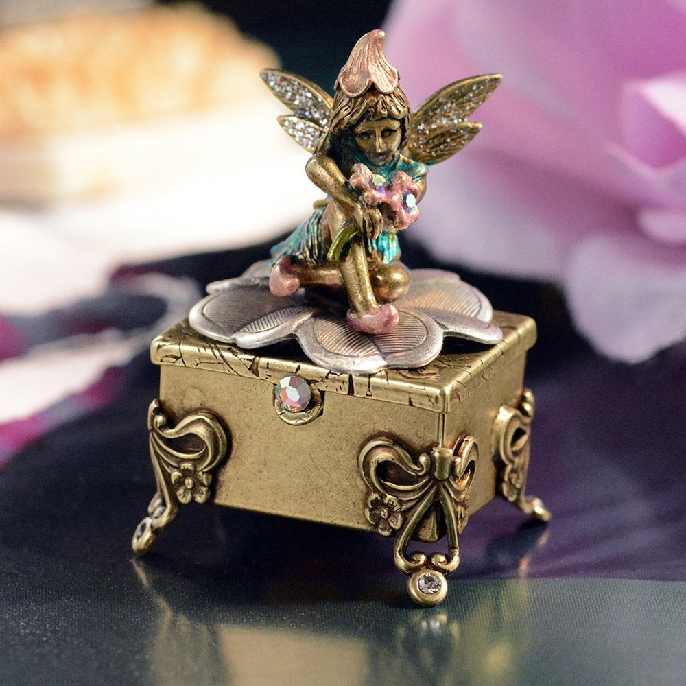 Little Lily Fairy Box BX54 - sweetromanceonlinejewelry