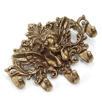 Cherub Display Necklace Holder D1065 - sweetromanceonlinejewelry