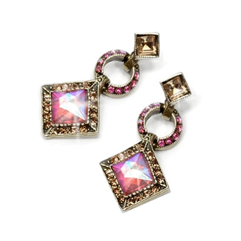Vintage Glamour Earrings E1103-PA