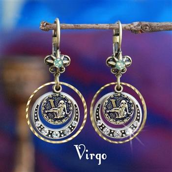 Zodiac Earrings - sweetromanceonlinejewelry