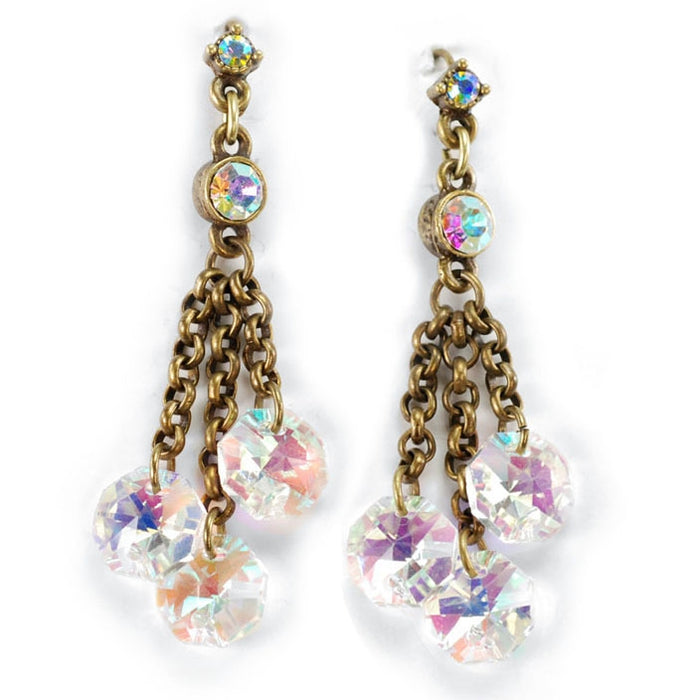 Rainfall Earring Cluster E1254 - sweetromanceonlinejewelry