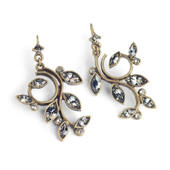 Winding Leaves Earrings