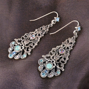 Parisian Filigree Earrings