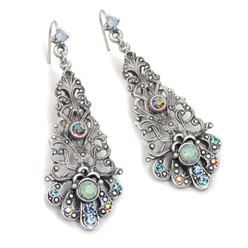 Parisian Filigree Earrings E1373