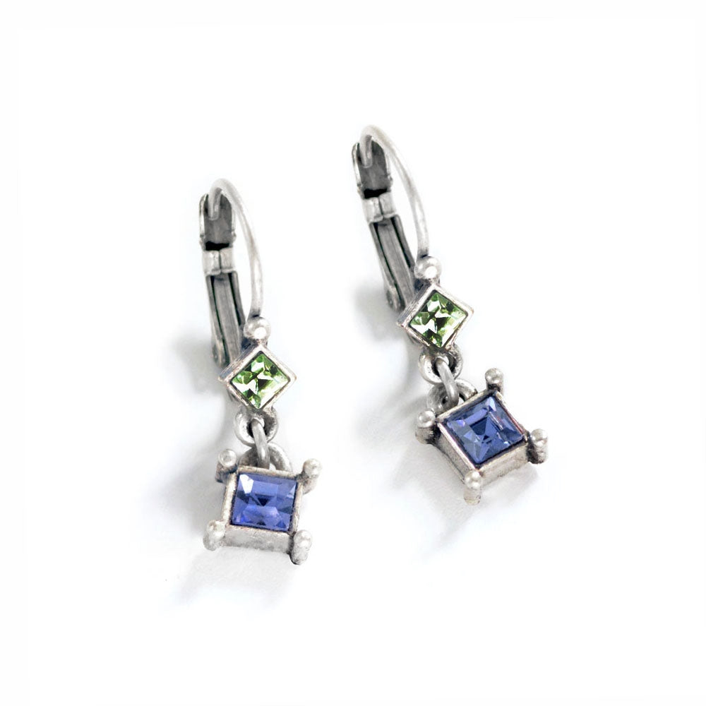 Petite Square Earrings - sweetromanceonlinejewelry